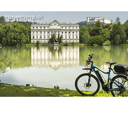 Cycling, Hohensalzburg Castle
