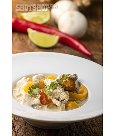 Soup, Tom Kha Gai