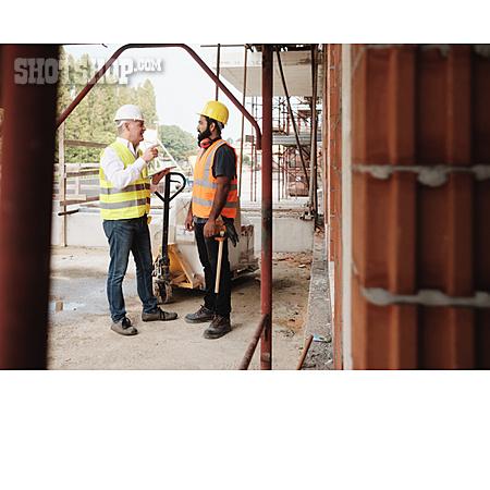 Construction Worker, Construction Site, Housing