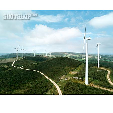 Wind Power, Wind, Windpark