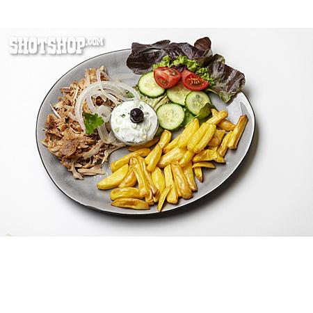 Lunch, Gyros