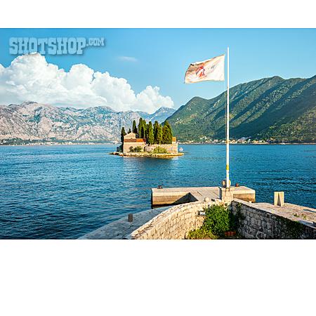 Kotor, Montenegro, St George