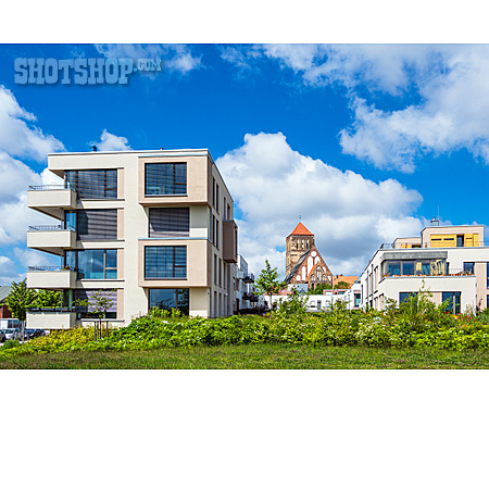 Rostock, Apartments