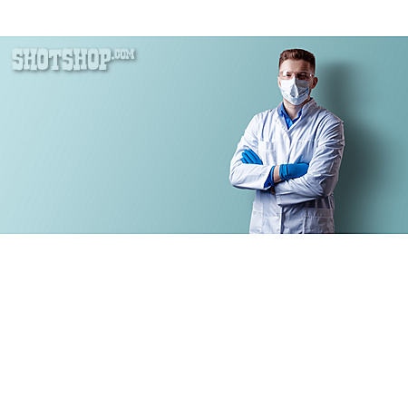 Doctor, Mouthguard, Pandemic