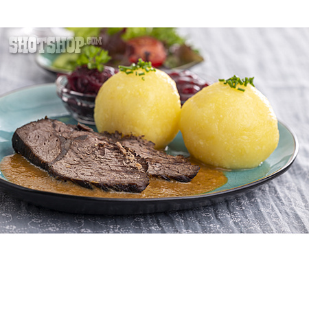 Feast, Dumpling, Sauerbraten