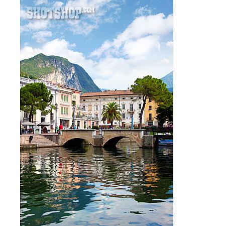 Lake Garda, Riva Del Garda