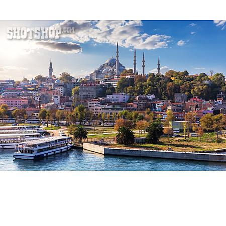 Istanbul, Eminönü