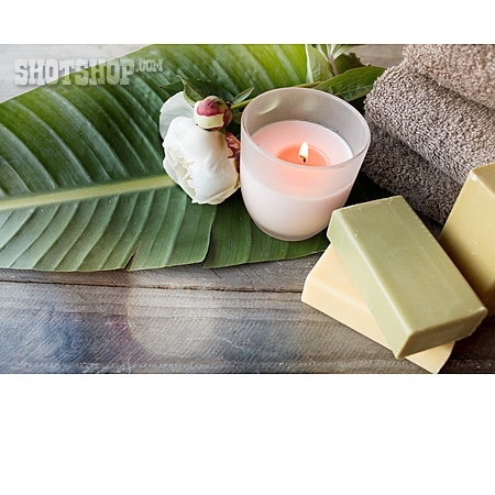 Body Care, Bar Of Soap, Spa