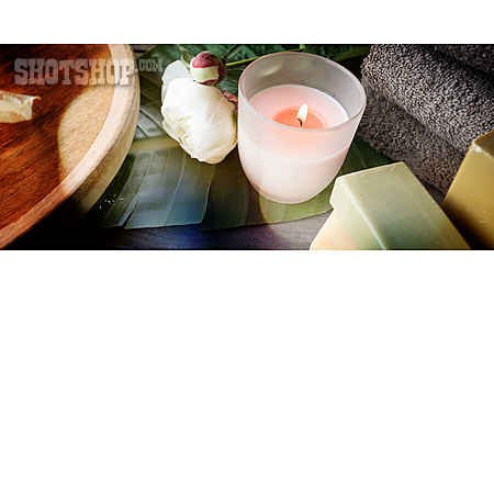 Body Care, Candlelight, Spa