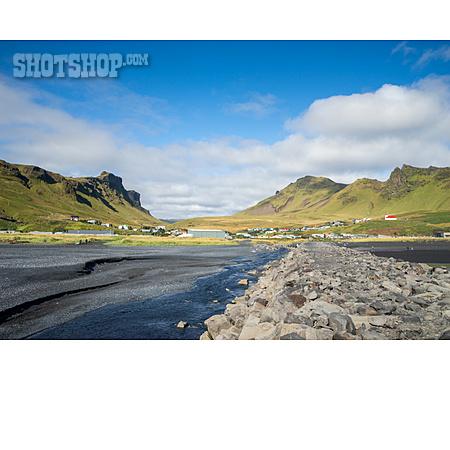 Iceland, Vik