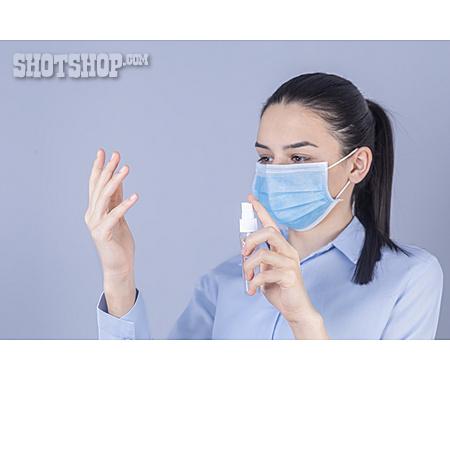 Protective Measure, Disinfect, Corona Virus