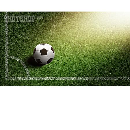 Soccer, Corner