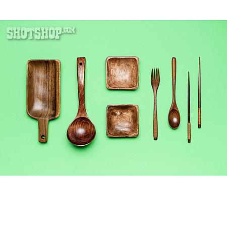Bamboo, Kitchenware, Sustainability