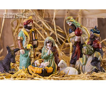 Nativity Scene, Nativity Scene