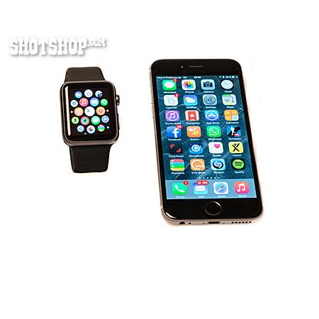 Iphone, Smartwatch