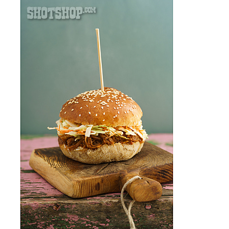 Fast Food, Sandwich, Burger