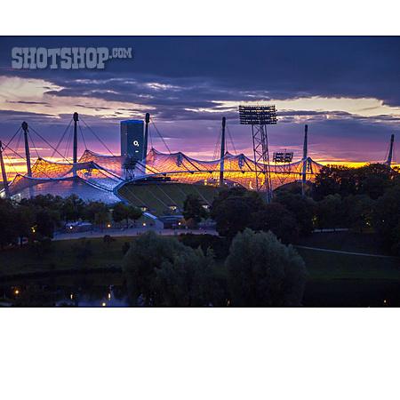 Munich, Olympic Stadium