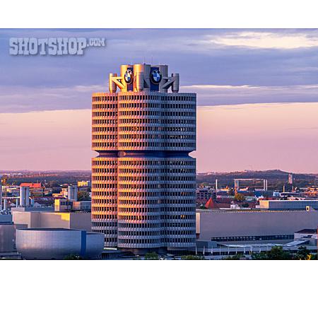 Office Building, Munich, Bmw