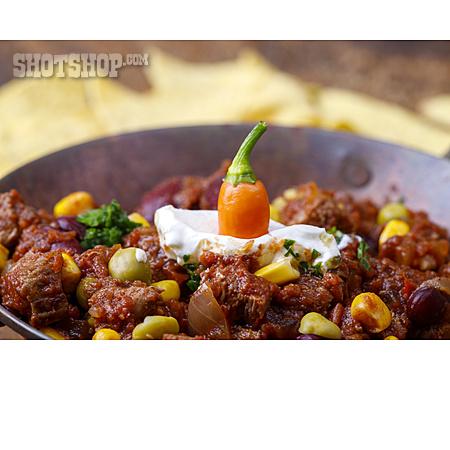 Chili, Stew, Chili Con Carne, Bean Stew