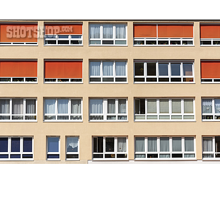 Window, Apartment, Council House