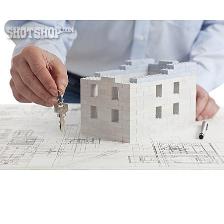 Architect, Turnkey, House Model, Architect Office