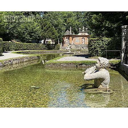 Water Games, Hellbrunn Palace