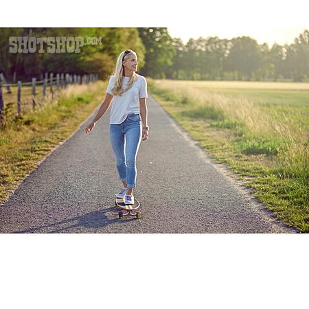 Leisure, Driving, Longboarding