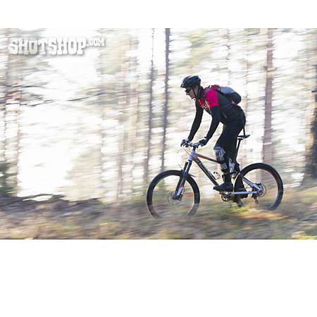 Mountain Bike, Mountain Biker