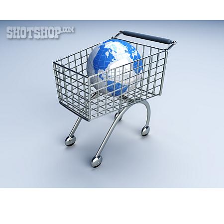 Shopping, Worldwide, E Commerce