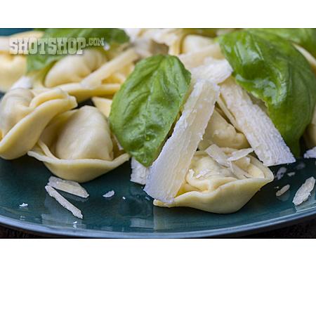 Tortellini, Vegetarian, Home Made