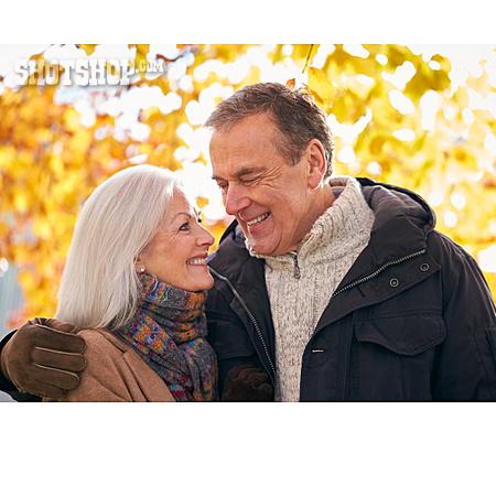 Love, Bonding, Older Couple