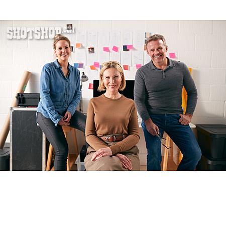Team, Studio, Designer