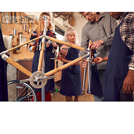 Bicycle, Bicycle Frame, Training Manager