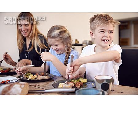 Eating, Family, Family Life, Brunch