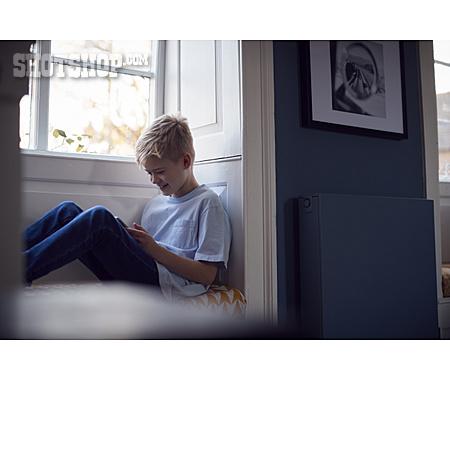 Boy, Internet, Childhood, Online, Video Game
