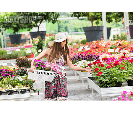 Flower Garden, Choosing, Gardening
