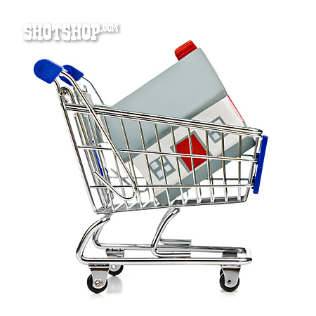 Property, Cart, Buying House