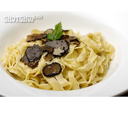 Pasta, Truffle Mushroom