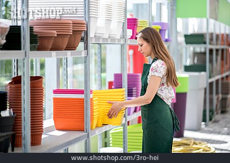 Flower Pot, Employees, Inventory, Gardening
