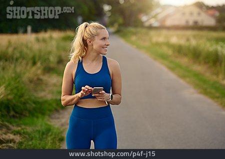 Smart Phone, Runner
