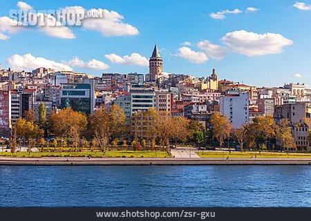 Istanbul, Galata Tower, Karaköy